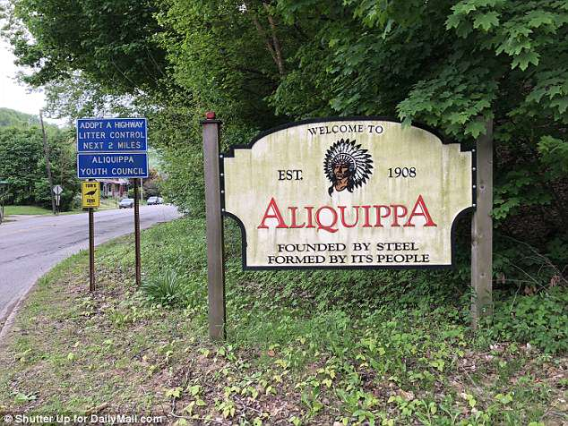 DelTondo was hanging out with a female friend, who is the daughter of Aliquippa police Sgt. Kenneth Watkins, around 8pm om Sunday night