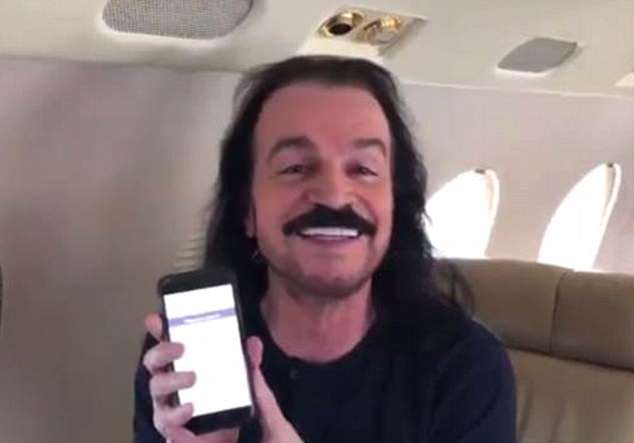 Greek composer Yanni weighed in on the Yanny vs Laurel debate in a video on Wednesday