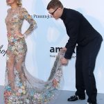 Paris Hilton and Fiance,Chris Zylka at a charity event in France