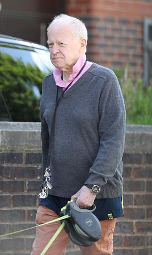 A Tory MP has called for Roddam Twiss (pictured) to appear before Alexis Jay's inquiry
