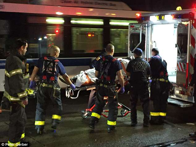 At least 25 people were hospitalized in New York City after a possible overdose of synthetic marijuana known as 'K2'