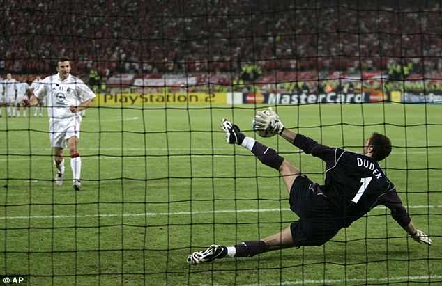 Jerzy Dudek will forever be a Liverpool hero after his role in the Champions League final
