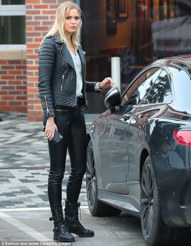 Liverpool goalkeeper Loris Karius has fueled rumours of a romance with Ianthe Rose after multiple appearances together