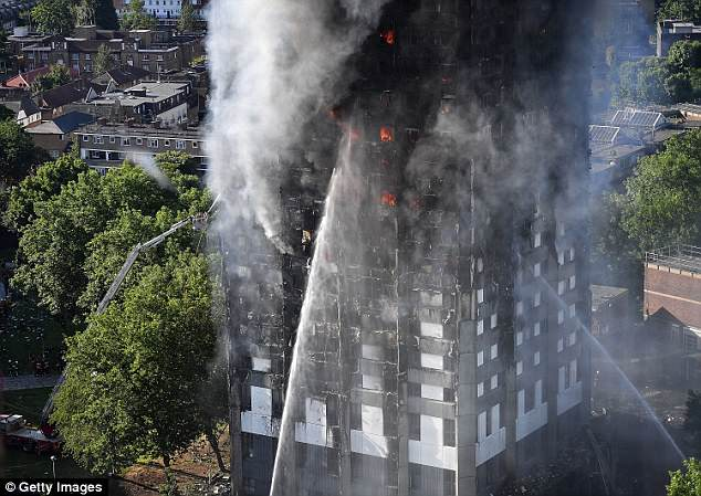 The biggest error was the failure of fire chiefs to order a full evacuation of the building for almost two hours after the start of the blaze, according to the report