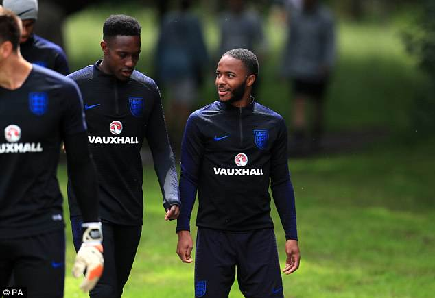 Raheem Sterling apologised to his England teammates after reporting late for World Cup duty