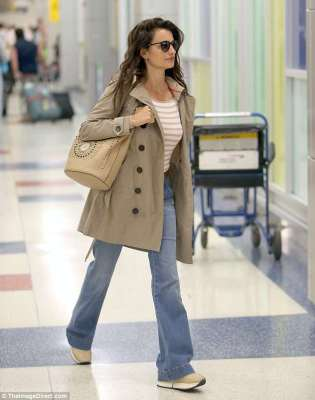 Penelope Cruz' Casual Style in New York