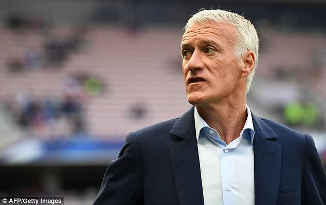 Deschamps admitted Pogba his 'indispensable' for France but must up his game quickly