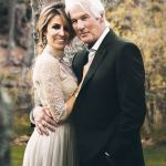 """Richard Gere says he is the """"happiest man in the universe"""" after tying the knot with third wife"""