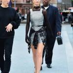 Rosie Huntington Whiteley's Style In New York City