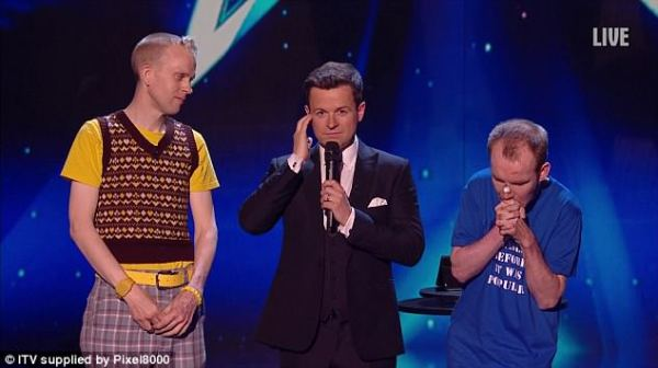 Who is the Lost Voice Guy? Britain's Got Talent winner ...