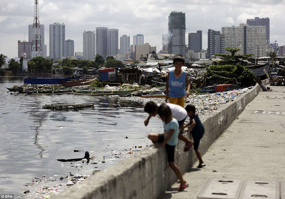 In 2005, the Philippines government established the Pasig River Rehabilitation Commission (PRRC) to rehabilitate the river, but its effort to revive the quality continue to deteriorate over time