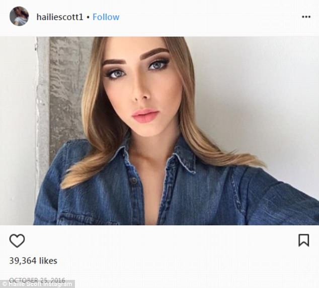 Em's daughter-Hailie Scott all grown up