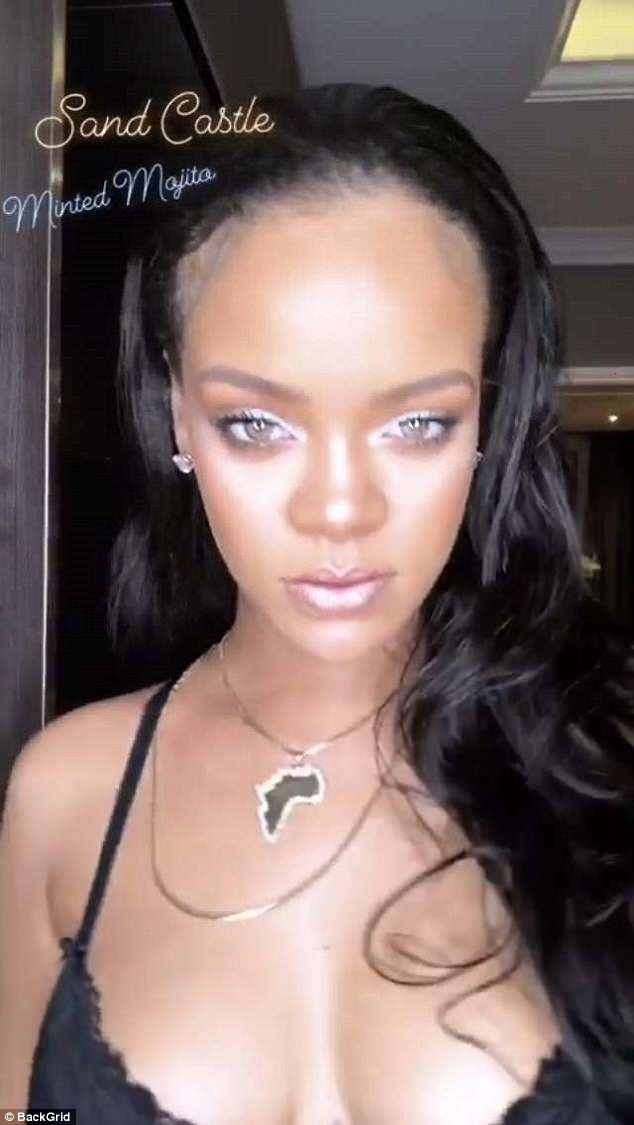 It's over:Rihanna dumps Saudi businessman Hassan Jameel because she 'got tired' of billionaire boyfriend