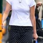 Jennifer Lawrence. and new beau,Cooke Maroney Romantic Stroll in NYC