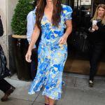 Sandra Bullock's cute style in New York city