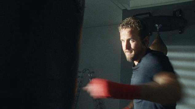 The advert tells the tale of Kane's rise to the top and captaining England at the World Cup