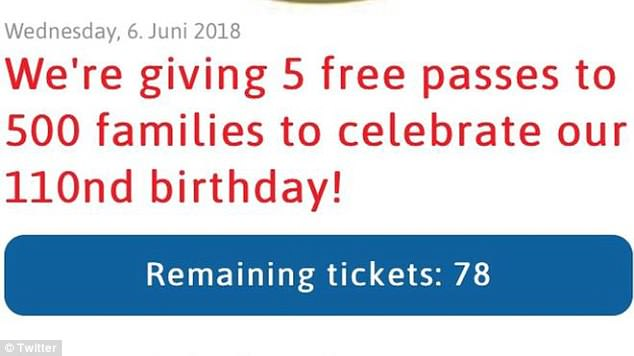 A WhatsApp 'offer' that professes to give away free Alton Towers ticket has been revealed as a scam by theme park bosses. The fake giveaway quickly went viral on the app, with users believing they needed to share the message to 20 friends to receive the gratuitous offer