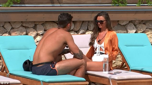 Frustrations:Frustrated that their relationship isn't going anywhere, Adam confronted Kendall about why the distance was putting him off