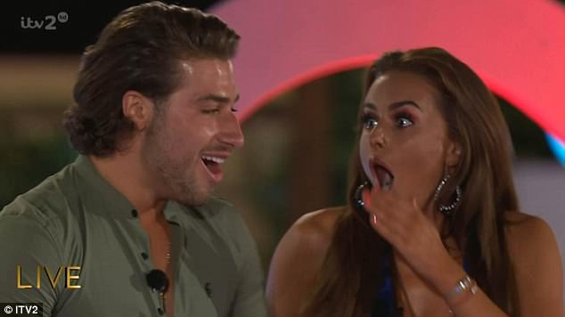 Winner:She was crowned the Queen of the villa with ex-boyfriend Kem Cetinay on the third series of Love Island