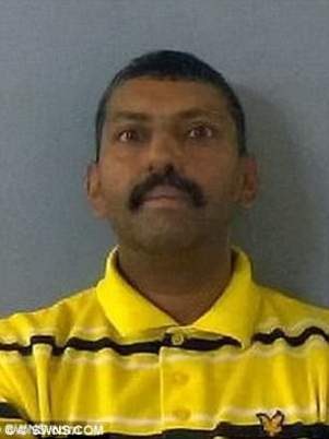 Raheem Ahmed, 41, got 12 years for indecent assault and false imprisonment.