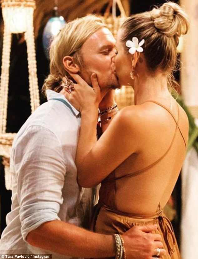 What happened?Devoted fans watched the couple fall in love on the Fiji-based reality show Bachelor In Paradise which aired over the Easter period