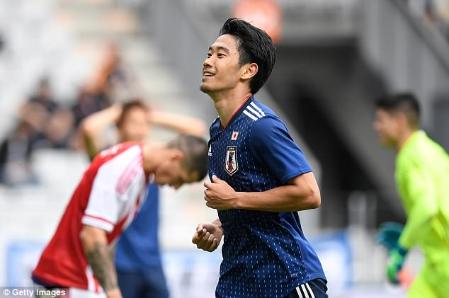 Former Manchester United star Shinji Kagawa will be expected to pull the strings in midfield
