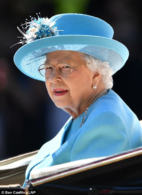The pair were last seen together at Trooping of the colour,
