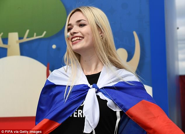 Russia fans will be hopeful their side can open up with a win on home soil
