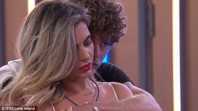 Creepy: Things went from bad to worse for Eyal when Megan informed him of Adam and Charlie's deceit