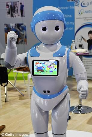 Chinese company AvatarMind has developed a robotic babysitter that takes on the responsibilities of an adult