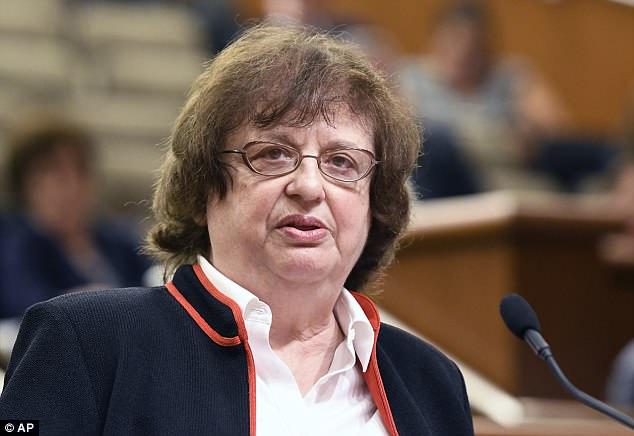 Acting New York state Attorney General Barbara Underwood announced the suit