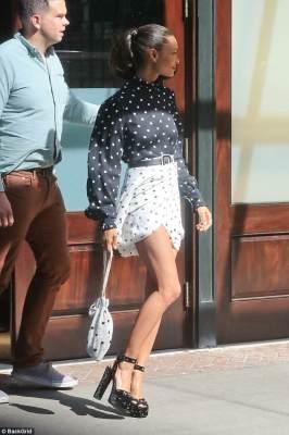 Thandie Newton Chic Style In New York