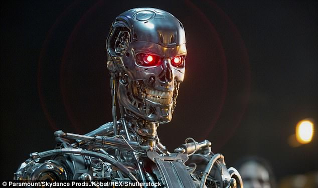 Artificial Intelligence (AI) capable of accurately predicting your next move minutes in advance sounds like the realm of science fiction, like the Terminator film franchise (pictured above), but researchers from the University of Bonn have shown early promise in the field
