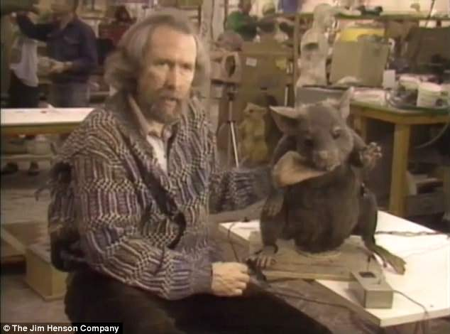 RIP: Muppet creator Jim Henson  produced The Witches and his company crafted the special effects, but he tragically died, aged 53, of toxic shock syndrome two weeks before the release
