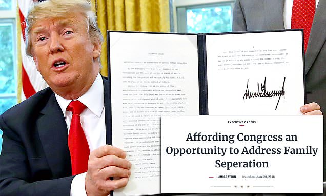 Hasil gambar untuk Affording Congress an Opportunity to Address Family Separation