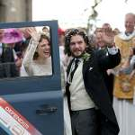 Game Of Thrones stars: Kit Harington and Rose Leslie tie the knot in Scotland
