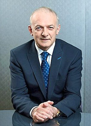 Merger drive: Andrew Tinkler wants to reunite two arms of Stobart's empire just four years after they split
