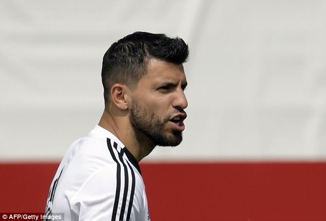 Sergio Aguero faces the axe against Nigeria on Tuesday as Argentina bid to salvage World Cup