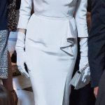 Angelina Jolie's regal style at St Paul's Cathedral in London