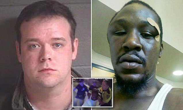 White Officer Will Not Be Charged For Beating And Choking