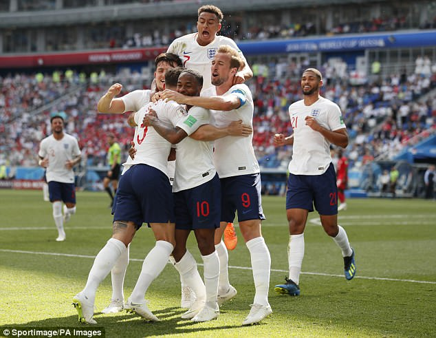 England will look to hold their nerves if it goes to penalties against Colombia in Moscow