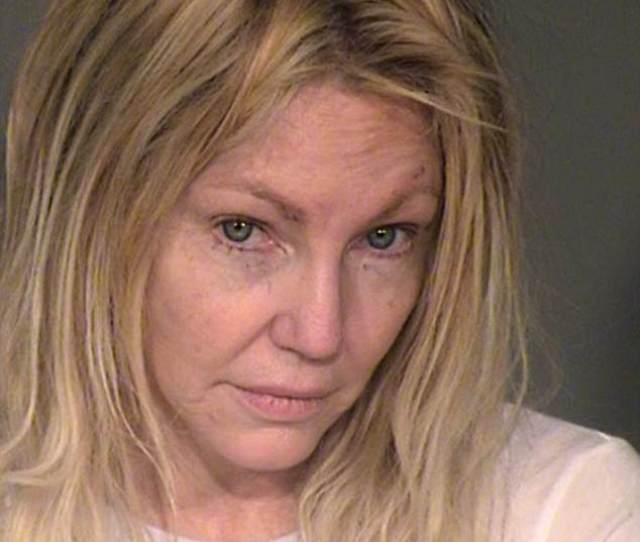Breaking The Law On February  Heather Was Arrested For Battery At Her Los Angeles