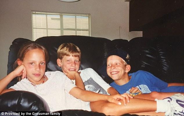 Heather's three children have been her strength to battle through the darkest of times