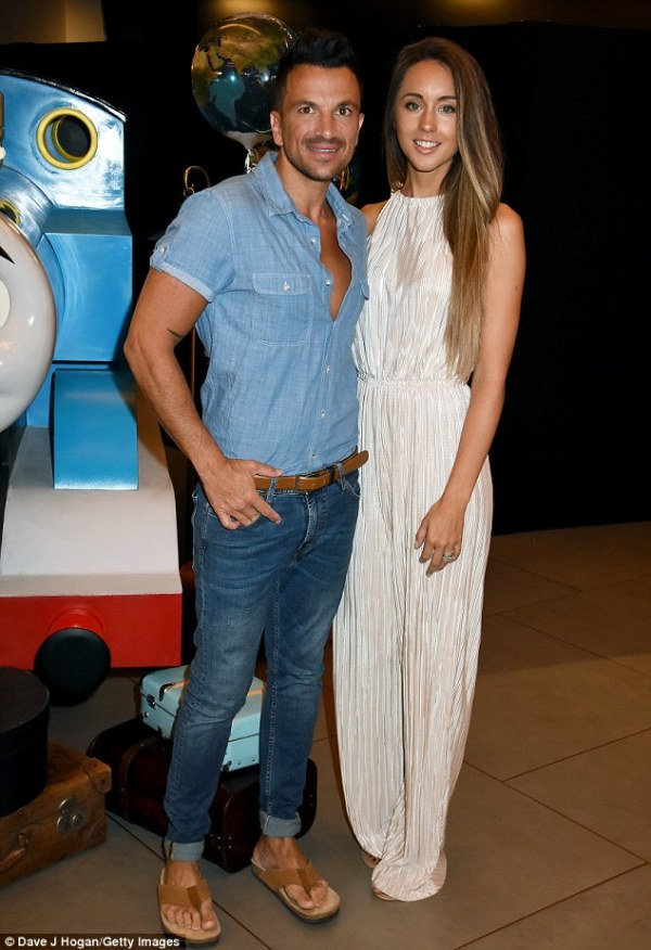 Emily MacDonagh insists age gap with Peter Andre is ...