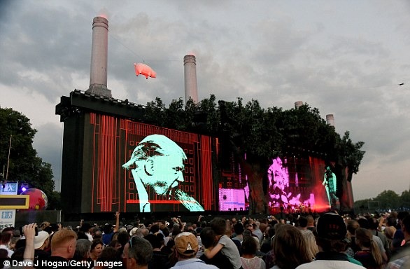 More than a hundred thousand England fans will watch tomorrow's World Cup semi-final on giant screens, including 30,000 at Hyde Park (pictured)