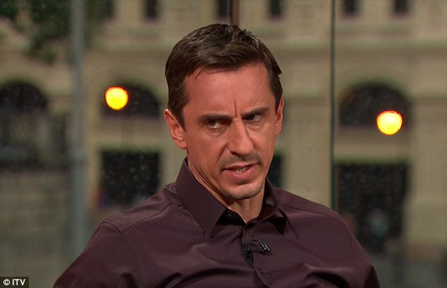 Former England international Gary Neville is among those who have voiced  bewilderment