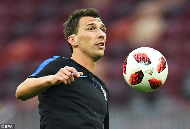 England must be up for the fight when they come up against Juventus striker Mario Mandzukic