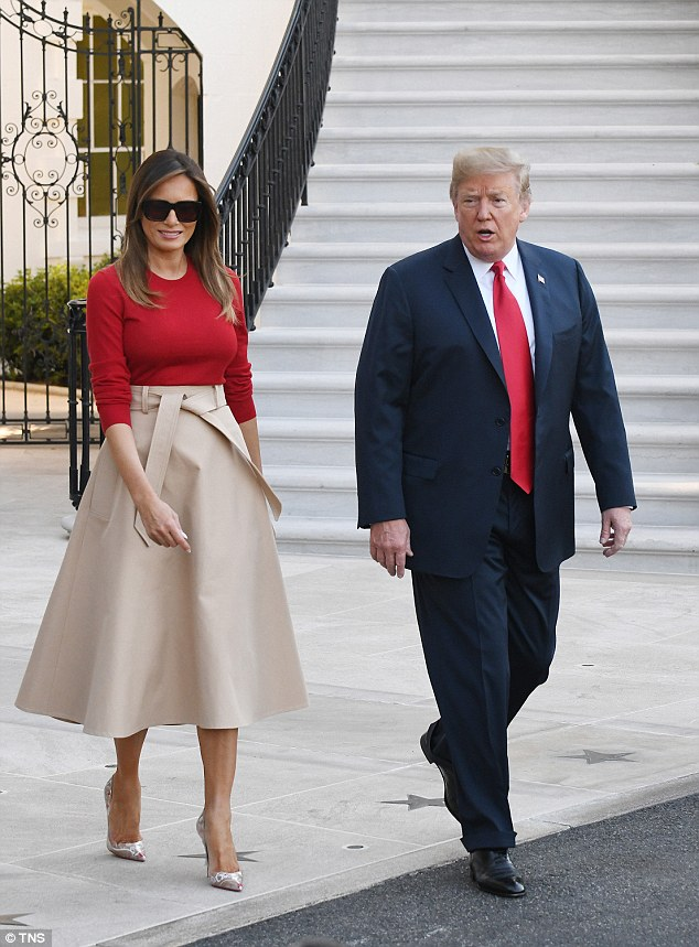 Melania Trump will have her own agenda and events during the Europe trip