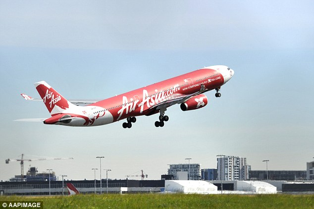 AirAsia (pictured) has launched the dirt cheap flights for $51.50 from the Malaysian city to Avalon Airport, Victoria, on scattered dates between March and August 2019