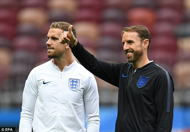 People recognise the basic decency of Southgate, the antithesis of some of our politicians